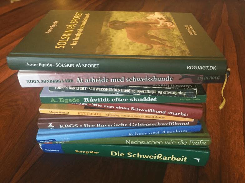 Schweisstræning bøger